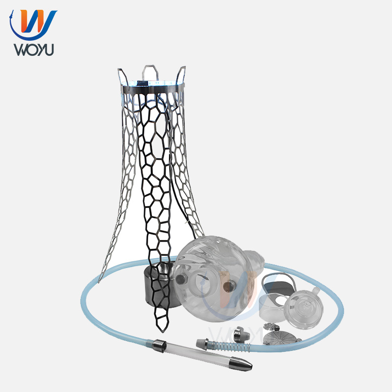 WOYU stainless steel shisha manufacturer for trader-2