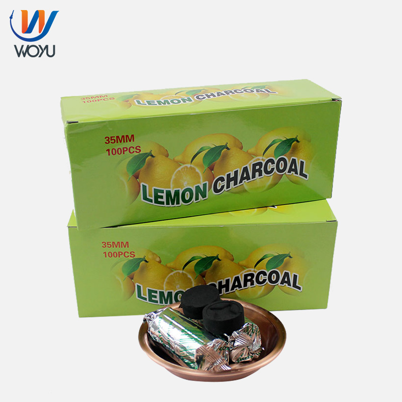 WOYU hookah charcoal brand for business-2