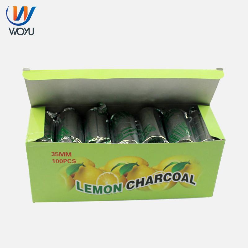 Shisha Lemon Charcoal Flavored Hookah Coals
