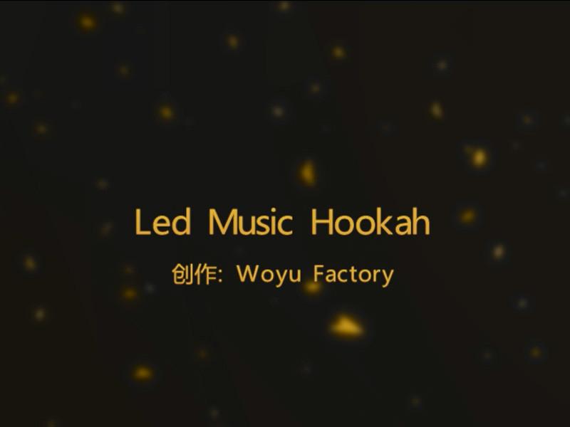 WY-AC186 music shisha