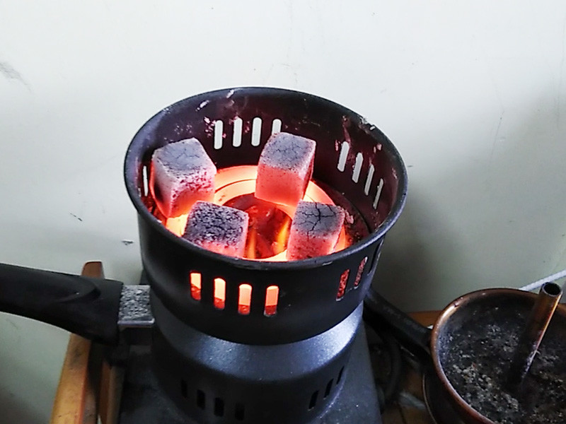 WY-W022  Charcoal stove