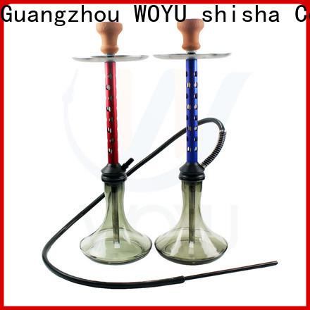 inexpensive aluminum shisha from China for bars