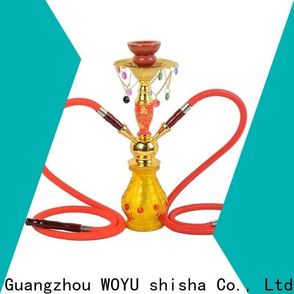 personalized iron shisha factory for smoker