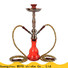 WOYU cheap iron shisha factory for smoker
