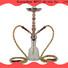 WOYU iron shisha supplier for smoker