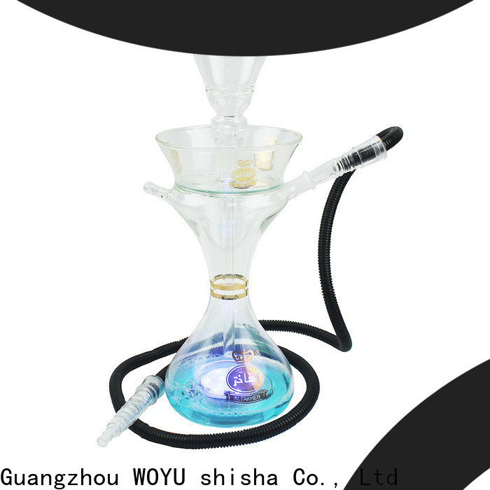 personalized glass shisha brand for pastime