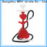 WOYU glass shisha supplier for smoking