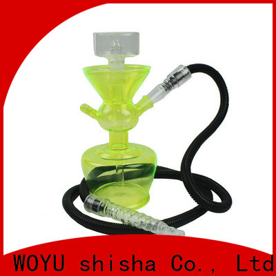100% quality glass shisha supplier for pastime