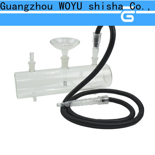 WOYU best-selling glass shisha brand for smoking
