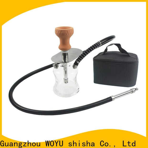 inexpensive stainless steel shisha factory for smoking