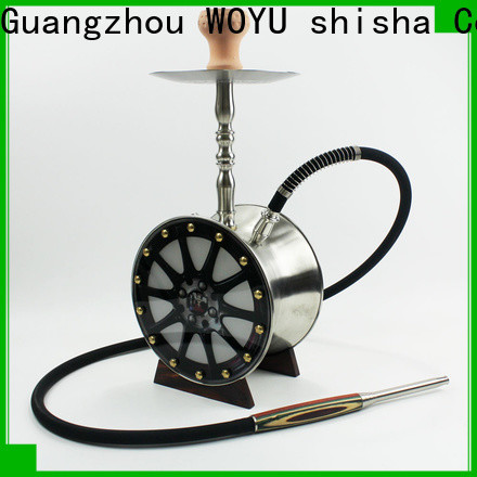 personalized stainless steel shisha supplier for smoking