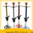 WOYU hot new releases aluminum shisha from China for clubs