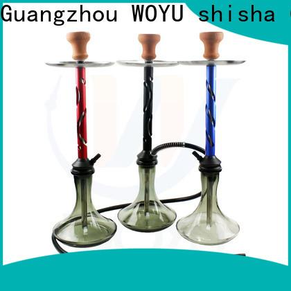 WOYU aluminum shisha one-stop services for wholesale