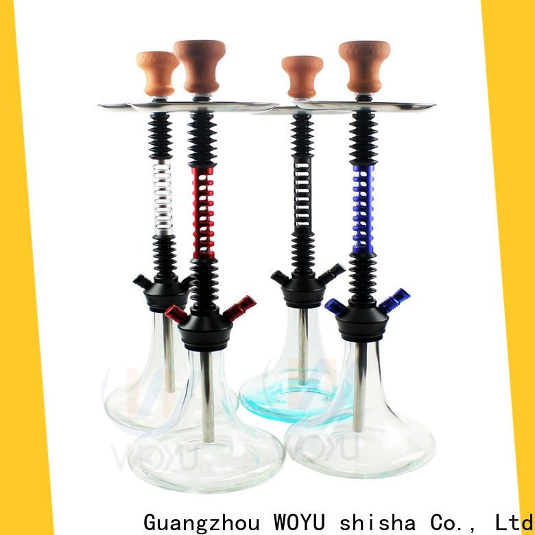 WOYU aluminum shisha from China for wholesale