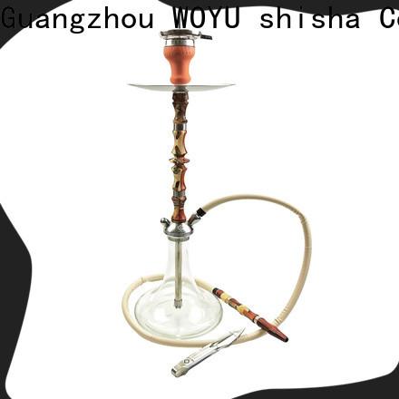 100% quality wooden shisha customization for cafes