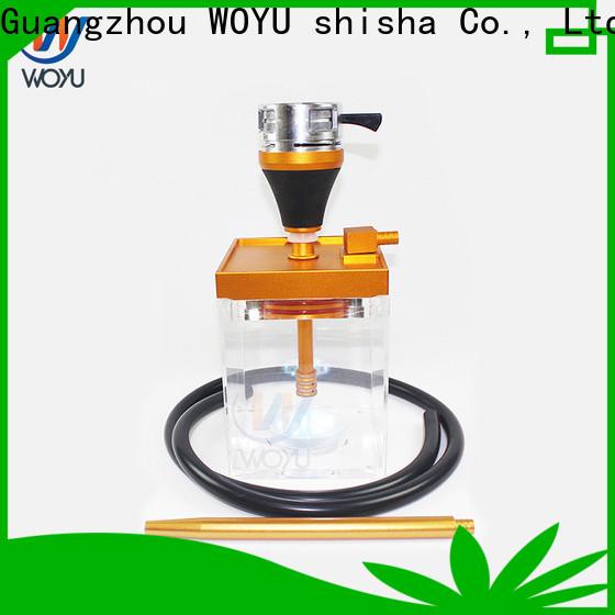 professional acrylic shisha one-stop services for smoker