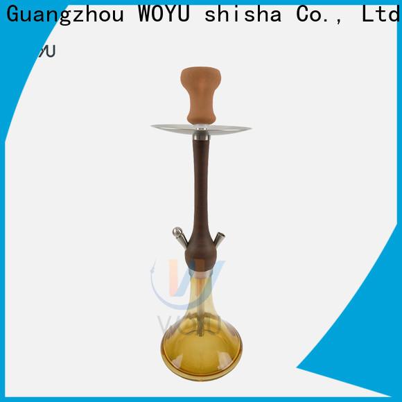 WOYU wooden shisha customization for clubs