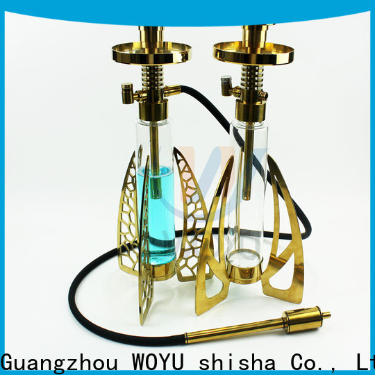 personalized stainless steel shisha manufacturer for smoker