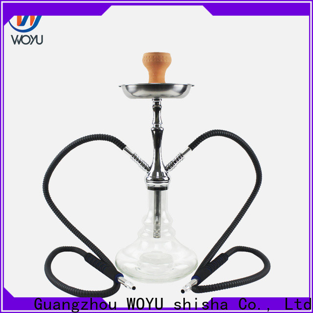 personalized zinc alloy shisha factory for sale