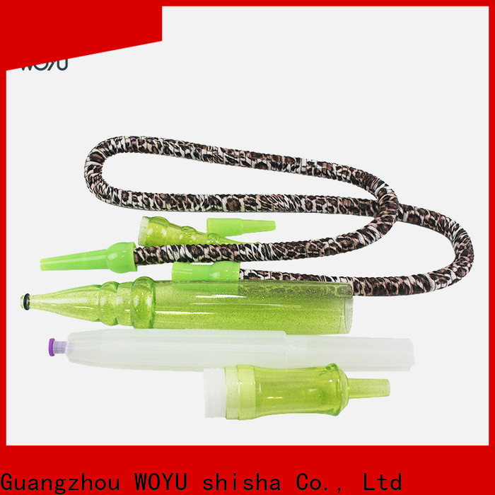 WOYU inexpensive hookah hose overseas trader for wholesale