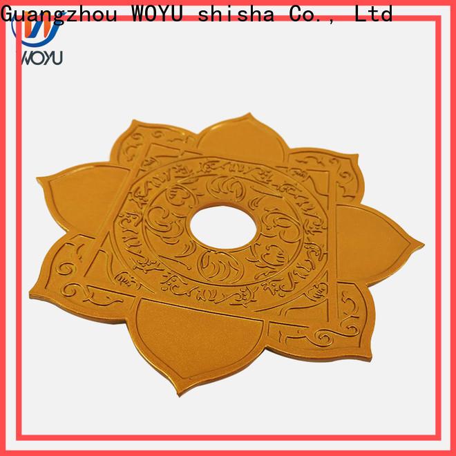 WOYU cheap shisha plate factory for sale