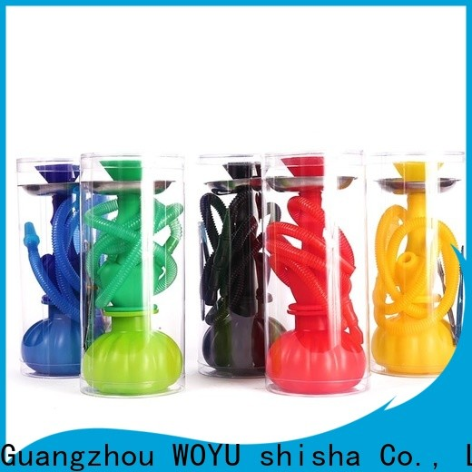 WOYU stable supply silicone shisha brand for smoking