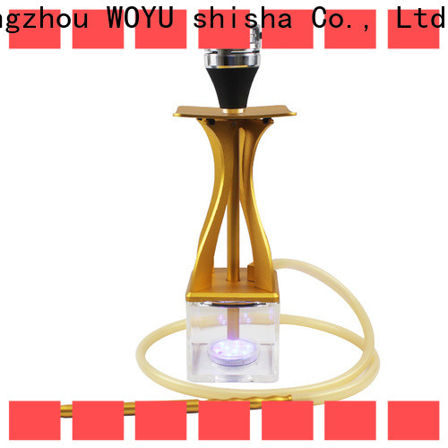WOYU acrylic shisha wholesale for bars