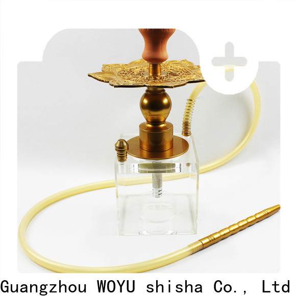 professional acrylic shisha from China for party