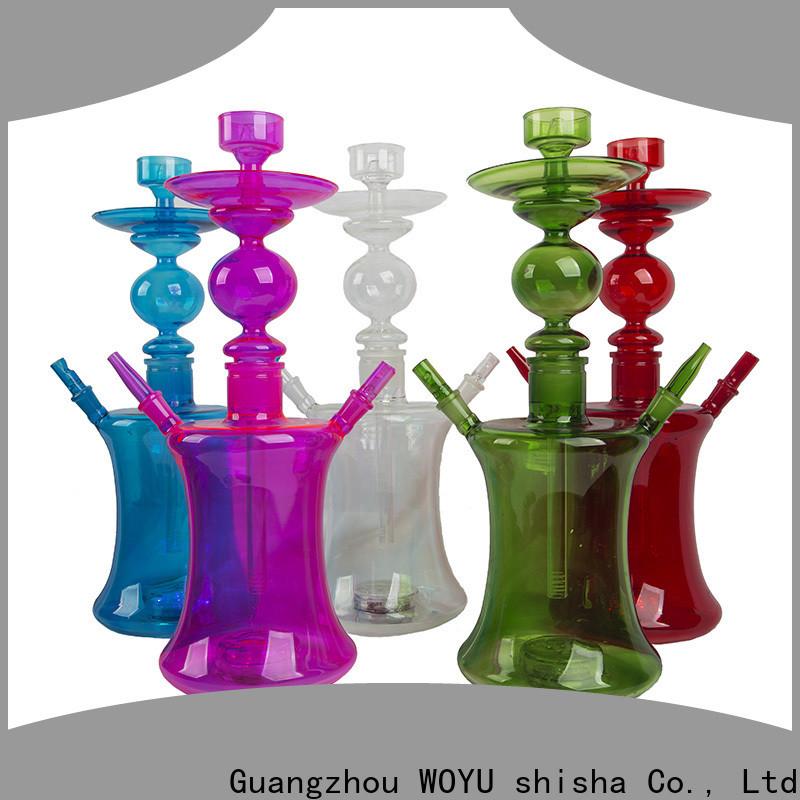 WOYU traditional glass shisha brand for smoker