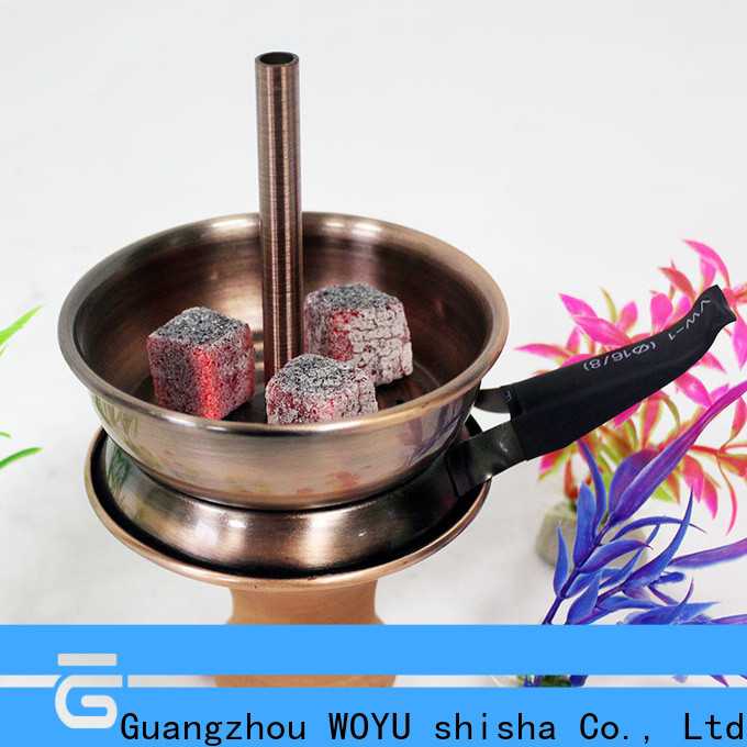 WOYU personalized coal holder brand for wholesale
