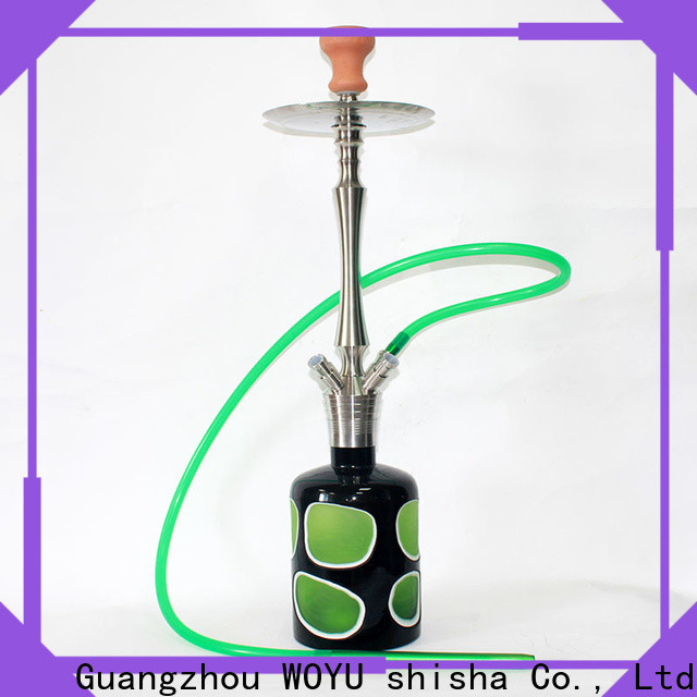 personalized stainless steel shisha manufacturer for pastime