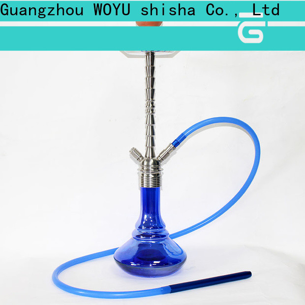 inexpensive stainless steel shisha supplier for pastime
