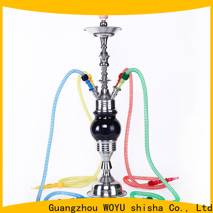 professional stainless steel shisha supplier for smoking