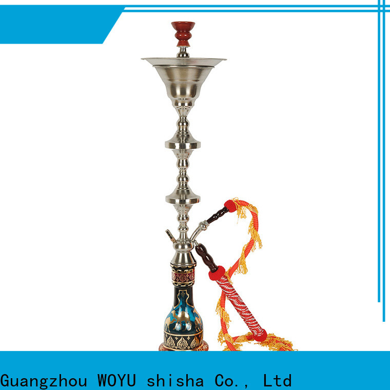 inexpensive stainless steel shisha factory for smoker