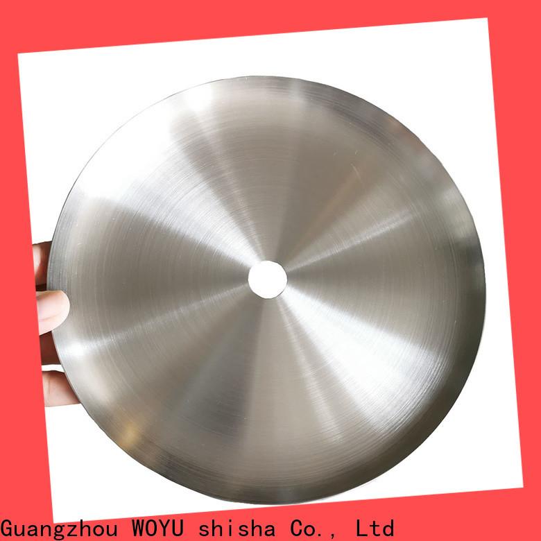WOYU cheap shisha plate manufacturer for wholesale
