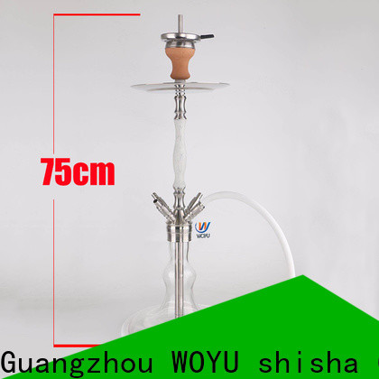 WOYU personalized wooden shisha quick transaction for smoker