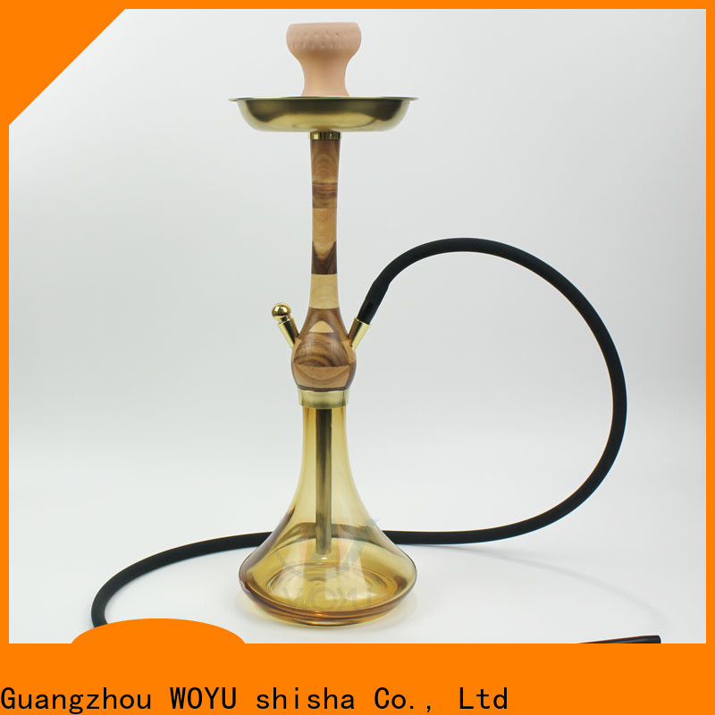 100% quality wooden shisha customization for clubs