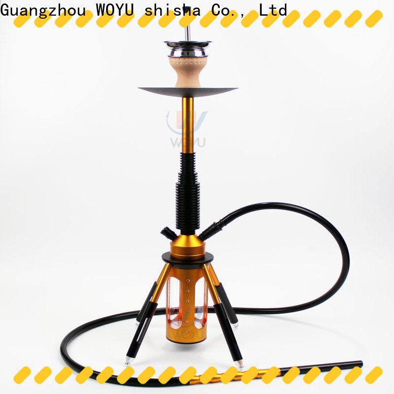 personalized aluminum shisha from China for party