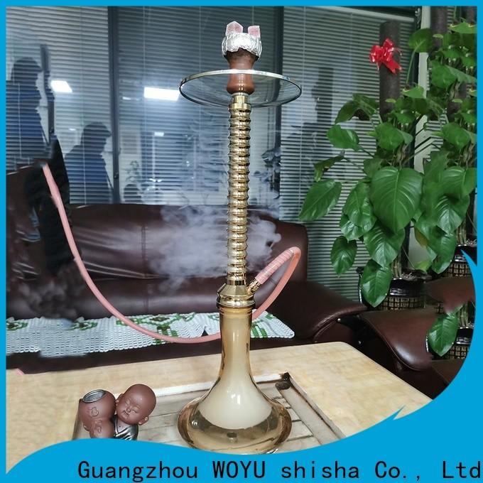 100% quality aluminum shisha from China for wholesale
