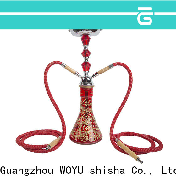 personalized iron shisha manufacturer for pastime