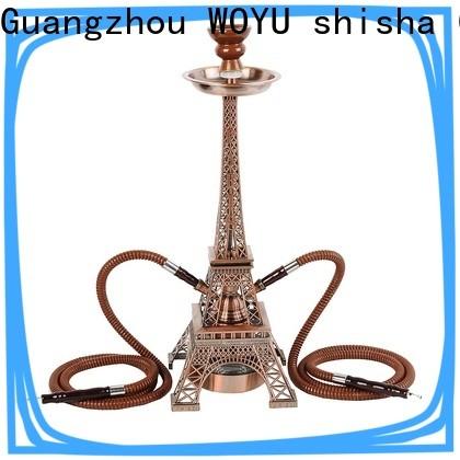 cheap iron shisha manufacturer for pastime