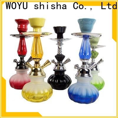 WOYU personalized iron shisha manufacturer for smoking