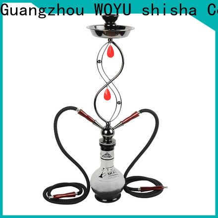WOYU iron shisha brand for pastime