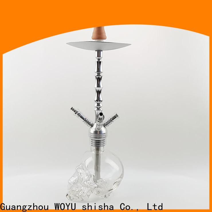 100% quality zinc alloy shisha supplier for smoker
