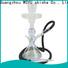 WOYU best-selling glass shisha factory for smoker