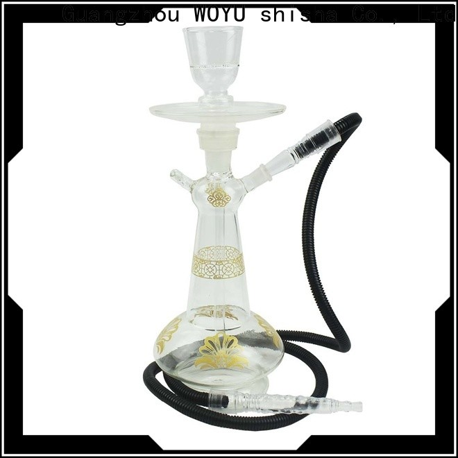 personalized glass shisha factory for smoker