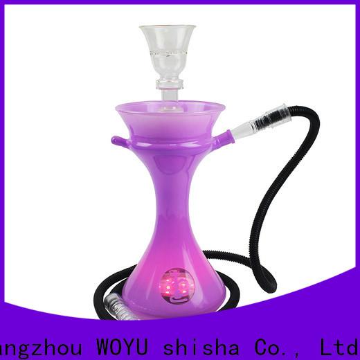 traditional glass shisha manufacturer for smoker