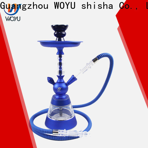 100% quality aluminum shisha one-stop services for bars