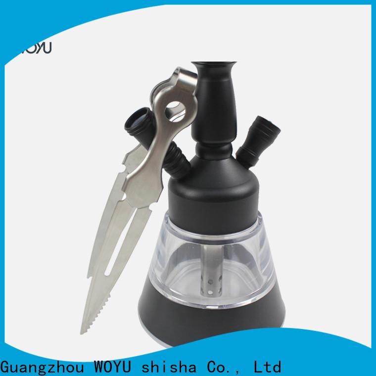 WOYU personalized shisha tong overseas trader for wholesale