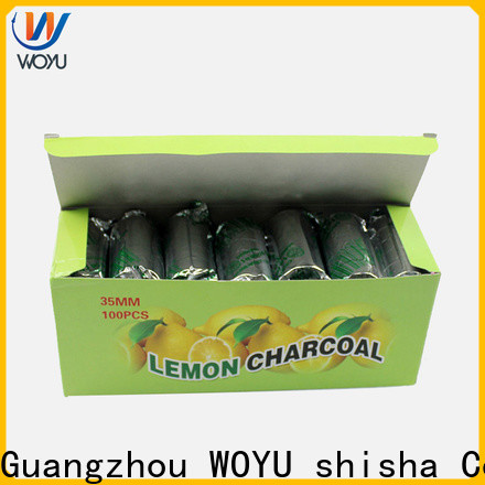 WOYU personalized hookah charcoal manufacturer for wholesale